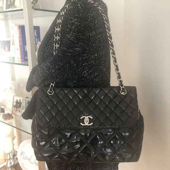 88ea2a0e841d CHANEL Bags | In The Business Flap Bag Pre Owned 16 X 9 | Poshmark